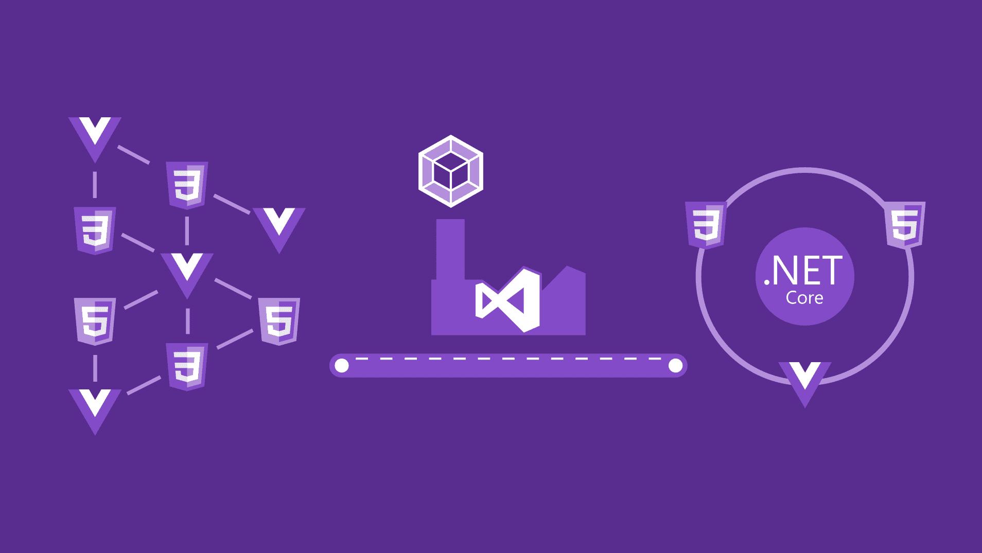 Building  NET Core 2 0 web apps with Vue js single file